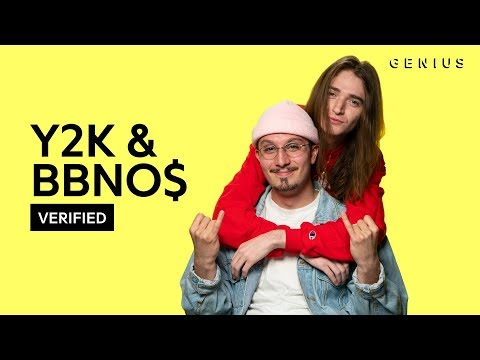 "Y2K & bbno$ ""Lalala"" Official Lyrics & Meaning 