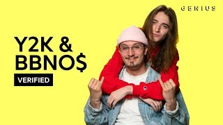 "Y2K & bbno$ ""Lalala""  Lyrics & Meaning 