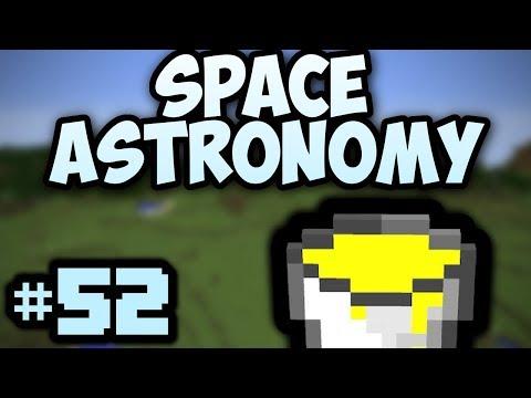 Minecraft- Space Astronomy [52] Canola = Fuel???