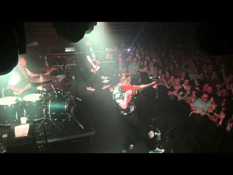 Ash Kung Fu Live At Liquid Rooms Edinburgh 9 6 15 Youtube