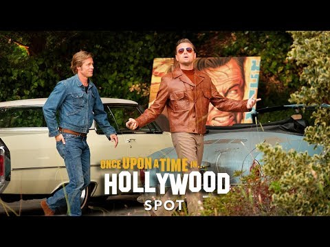 "ONCE UPON A TIME… IN HOLLYWOOD - Bold 30"" - Ab 15.8.19 im Kino!"