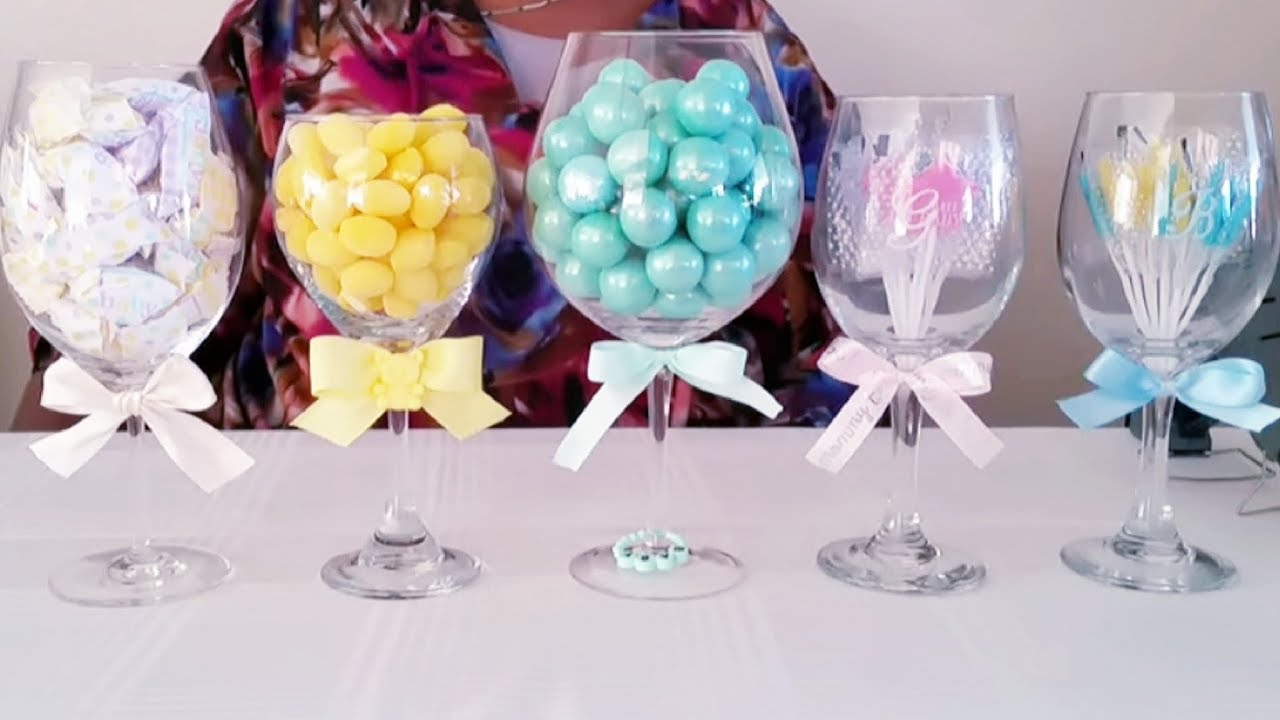 HOW TO TURN DOLLAR TREE ITEMS INTO BABY SHOWER IDEAS ...