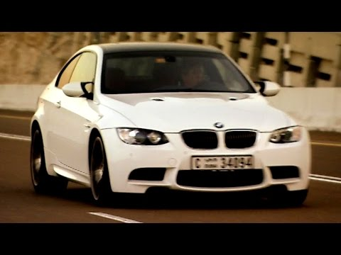 Taking The BMW M3 Up The Best Driving Road In The World - Fifth Gear