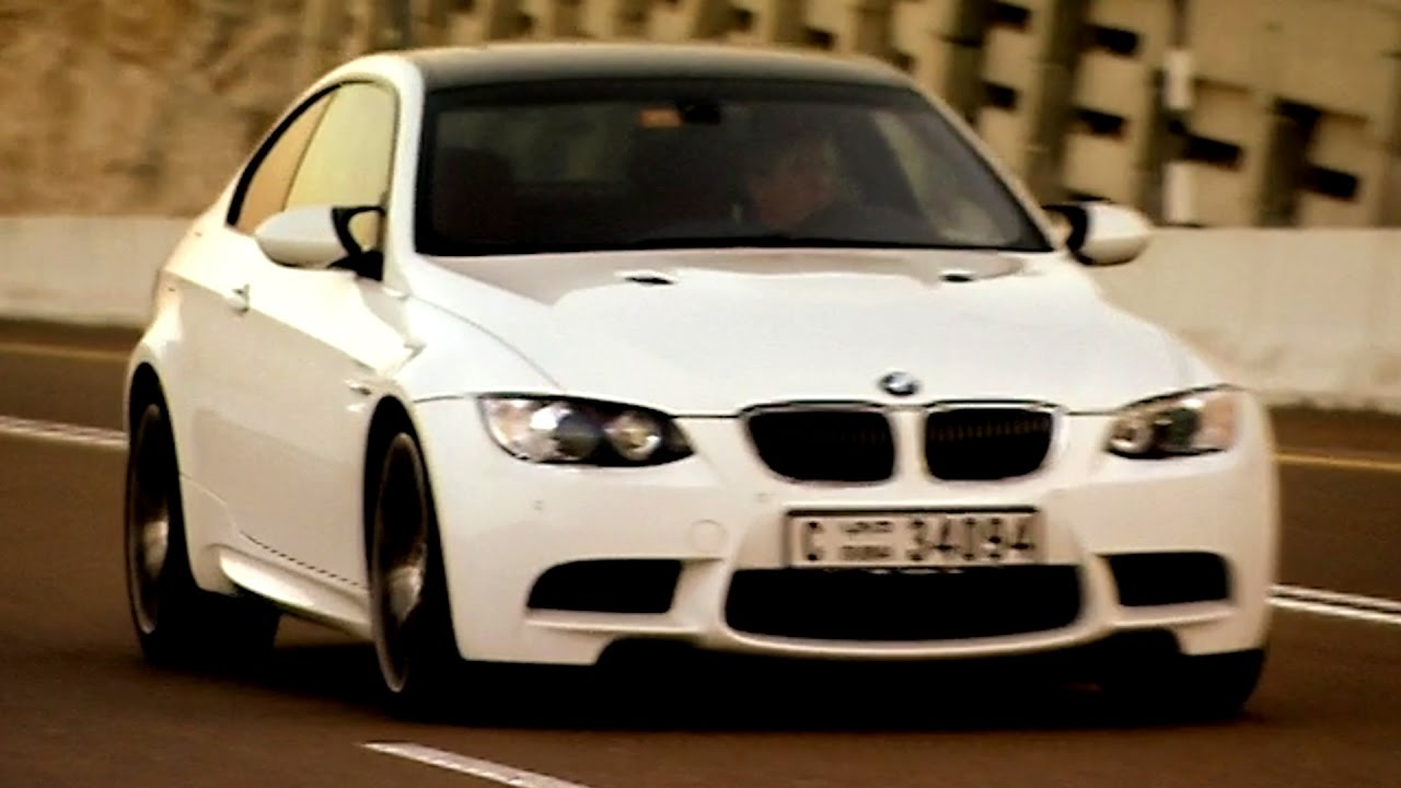 Taking the bmw m3 up the best driving road in the world fifth gear