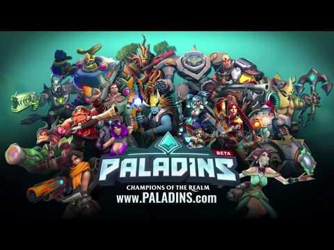 PALADINS #6 | En Directos Twitch de MariGamer92 y SoyMyz 2306