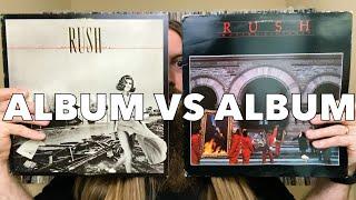 Baixar Album Vs Album: Rush - Permanent Waves / Moving Pictures
