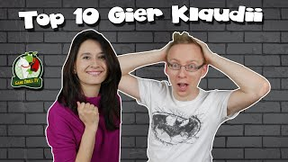 Top 10 Gier Klaudii | Planszówki Kobiecym okiem