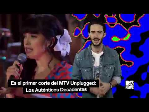 ¡Ve el primer adelanto del MTV Unplugged de Los Auténticos Decadentes con Mon Laferte! | MTV News