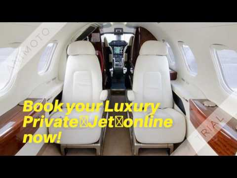 Charter A Best Private Jet In London