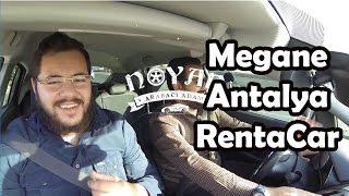 Megane görüşler, Antalya, Reaksiyon videosu Vlog 29