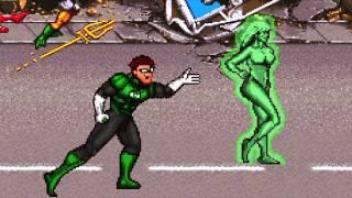 The True Power Of Green Lantern