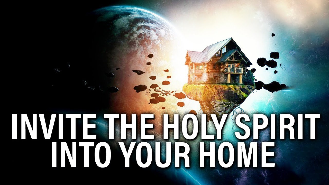 Play This And Invite The Holy Spirit Into Your Home | Holy Spirit Bible Verses