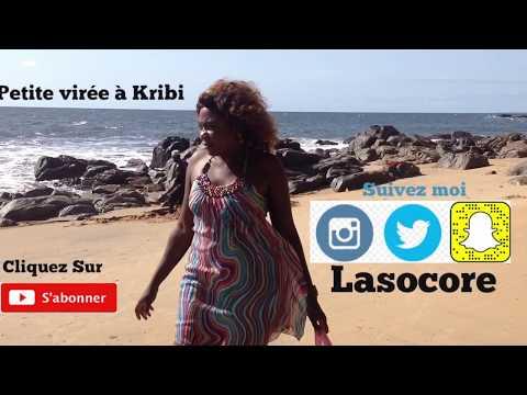 Petite virée a Kribi (Cameroun) VLog