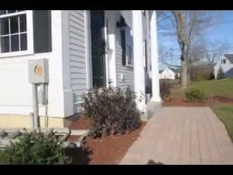 QuimbyLane Homes Amesbury, MA Virtual Tour of Bottom Floor and BackYard v2