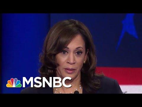 Joe Biden On Defense Defending Civil Rights Record | The Beat With Ari Melber | MSNBC