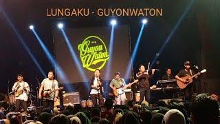 LUNGAKU - GuyonWaton live UGM Jogja