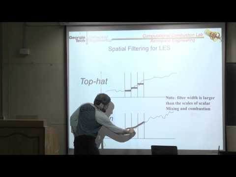 NCCRD@IITM-Modeling and Computational for LES of Turbulent Combustion Systems by Prof Suresh Menon