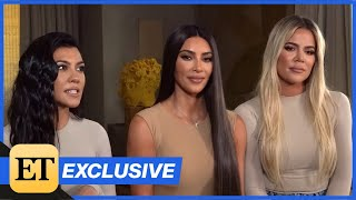 Kardashian Sisters Talk Kourtney Quitting And39keeping Upand39 Exclusive