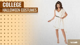 College Halloween Costumes Ideas [2018]: California Costumes Women's Deluxe Classic Toga Tunic,