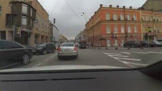 Driving in Kiev, Ukraine [19]