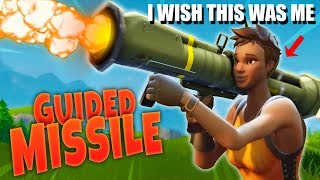 I NEVER FOUND FORTNITE'S GUIDED MISSILE LAUNCHER
