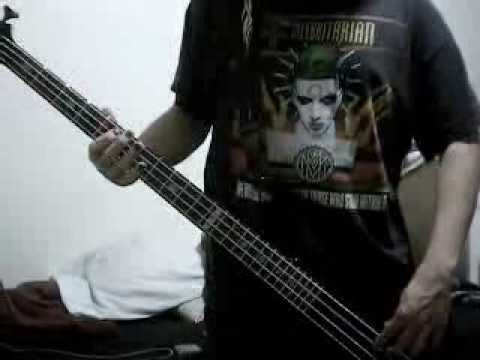 Your Soul is Mine - Mushroomhead (bass cover)