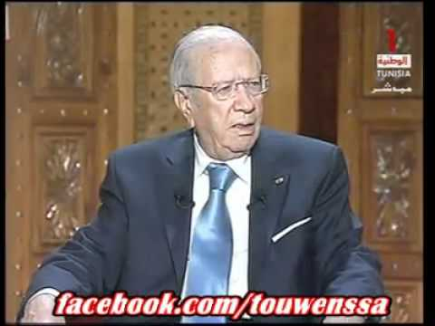 Tunisie : Interview de beji caid essebsi 30 mars 2011