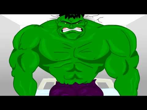 The monstER: The Incredible Hulk Anger Management Issues (Episode 3)