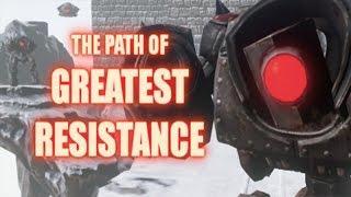 The Path of Greatest Resistance (HTC Vive) Runner FPS!!