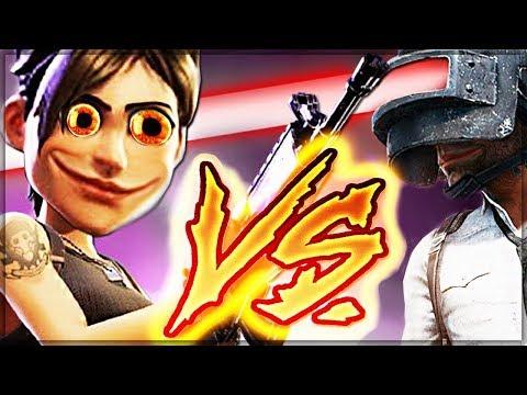 KO JE KOGA KOPIRAO ??! PUBG vs FORTNITE | Kratka istorija Battle Royale igara ⛔