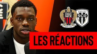 Nice 0-0 Angers : les réactions