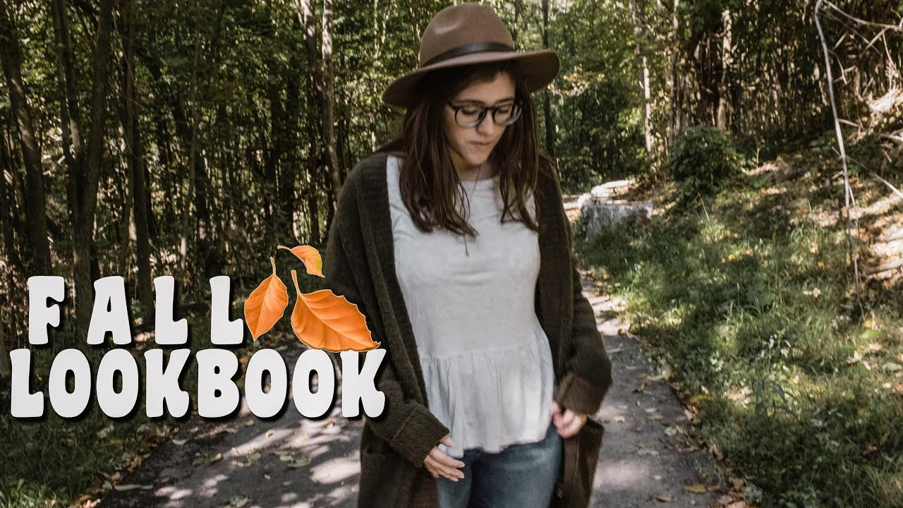 [VIDEO] – FALL LOOKBOOK 2017 | Summer To Fall Outfits