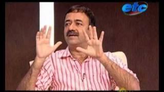 Komal Nahta with Rajkumar Hirani Part - 1