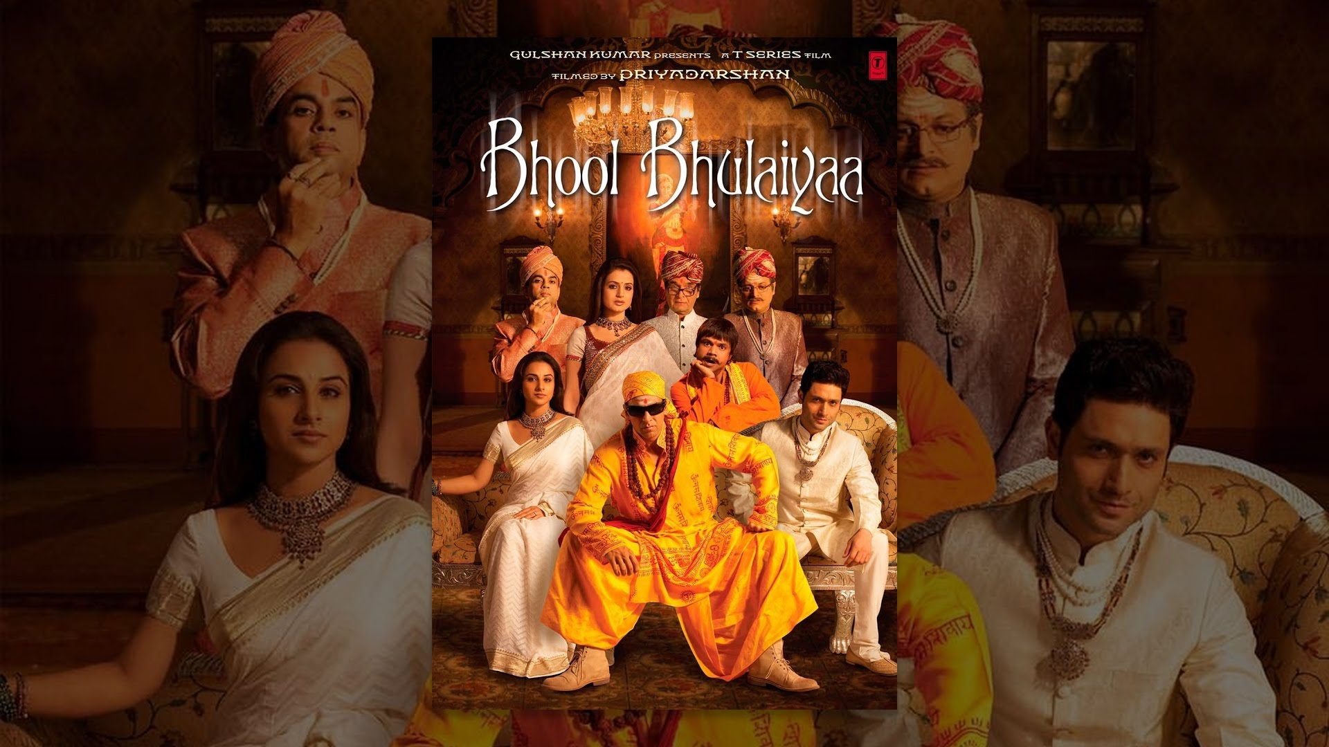 Bhool Bhulaiyaa Full Movie