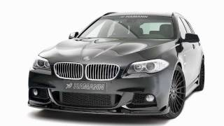 HAMANN BMW 5 Series Touring F11 2011 Videos