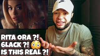 Rita Ora ft 6lack ONLY WANT YOU Official Video Reaction !