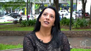 LEI MARIA DA PENHA - Semana da Mulher 2018