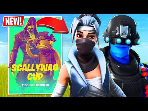 Fortnite $100,000 Solo Tournament Semi-Finals!! (Fortnite Battle Royale)