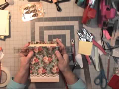 Interactive Basic Scrapbook Tutorial 12 days - covers