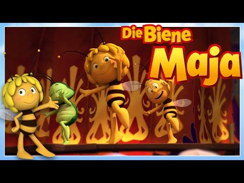 Die Biene Maja - Der Maja-Tanz - Tanz mit Maja!