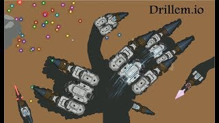 Drillem.io World Record Score: 15,000 (New .io Game)