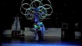 Native American Hoop Dance by World Champion Brian Hammill
