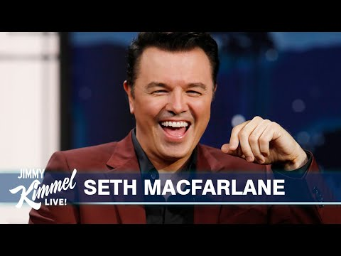 Seth MacFarlane on Criticism of Fox News, Family Guy COVID PSA & Being Too Anxious for Space