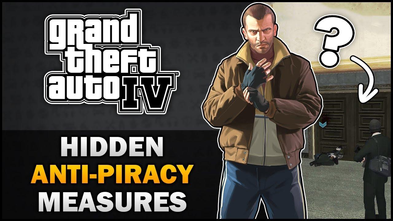 GTA IV - Hidden Anti-Piracy Measures - Feat  Spoofer