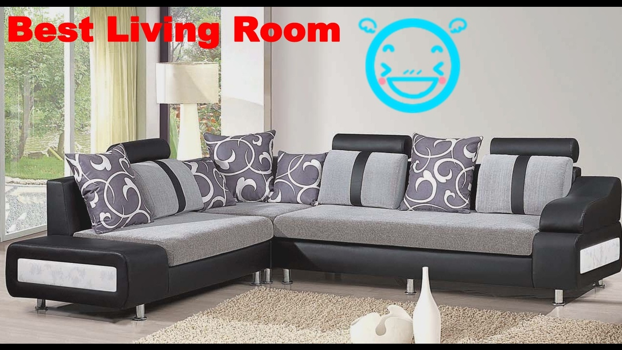 Latest sofa set designs 25 latest sofa set designs for living room furniture ideas hgnv com - Furniture design in living room ...