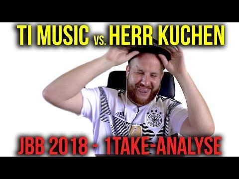 TI MUSIC vs. HERR KUCHEN | JBB 2018 - ONE.TAKEE | 16tel-Finale