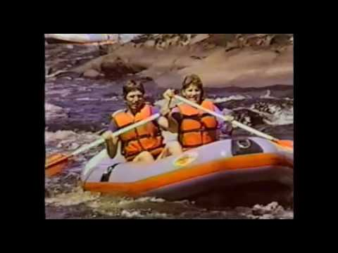 Rafting 1988 Thornton's Pestigo River Wisconsin