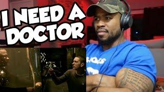 "Download MARSHALL MONDAY - EMINEM & DR. DRE ""I NEED A DOCTOR""  REACTION"