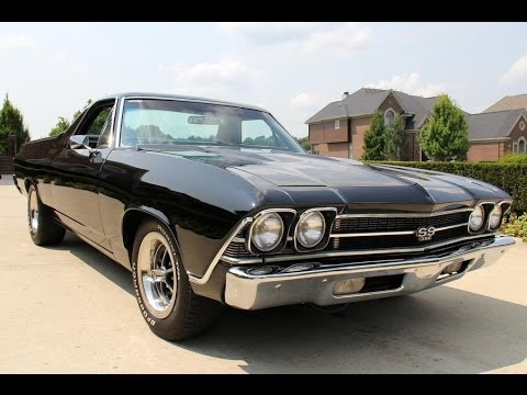 1969 chevrolet el camino for sale youtube. Black Bedroom Furniture Sets. Home Design Ideas