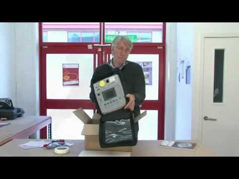 Megger PAT320 Business-in-a-Box Promo